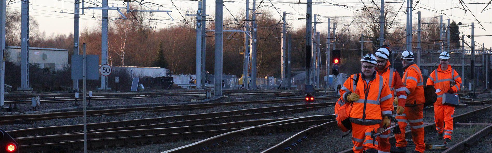 Network Rail Principal Contractor Licence